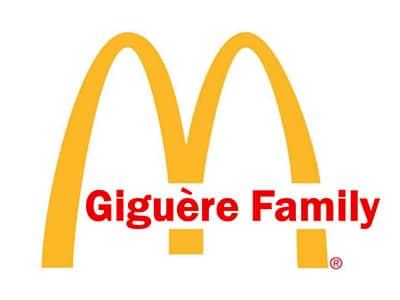 McDo-Giguère-Family